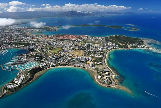 Création d'un bureau à Nouméa et Papeete